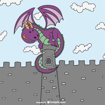 Imagen dragón