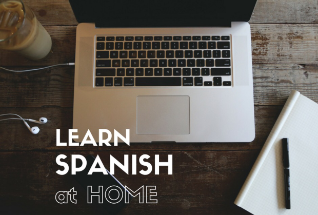 Learn Spanish at home